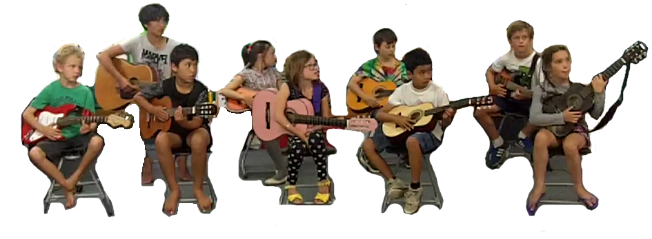 The Awesome Guitar Kids 2017